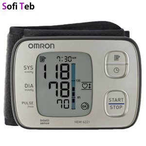 دستگاه فشارسنج مچی OMRON مدل RS3