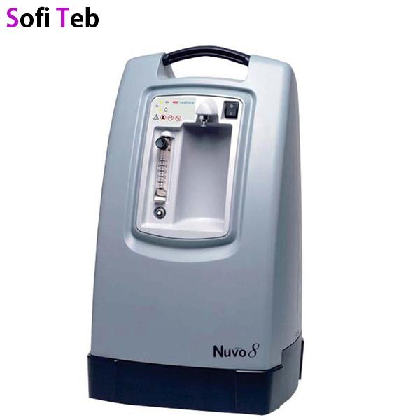 خرید دستگاه اکسیژن ساز 8 لیتری نایدک