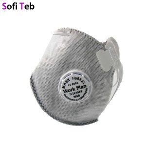 فروش عمده ماسک فیلتر دار N95
