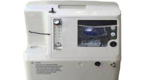 خرید دستگاه اکسیژن ساز 5 لیتری New Oxylife