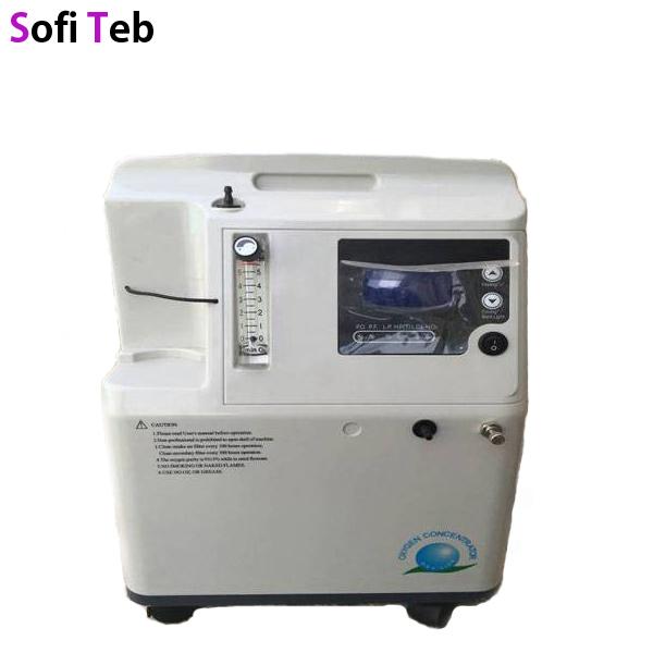 خرید اکسیژن ساز 5 لیتری New Oxylife