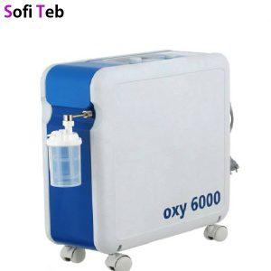 دستگاه اکسیژن ساز 6 لیتری بیتموس