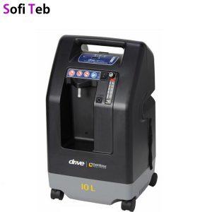 فروش ویژه دستگاه اکسیژن ساز 10 لیتری Devilbiss